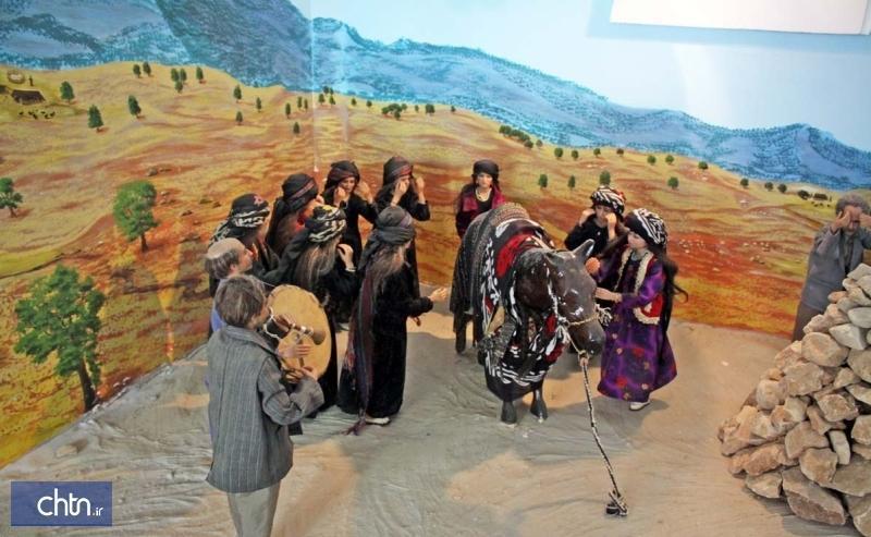 شروع عملیات بازسازی و سامان دهی موزه مردم شناسی ایلام