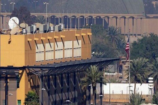 شلیک چند راکت کاتیوشا به سفارت آمریکا در منطقه سبز بغداد