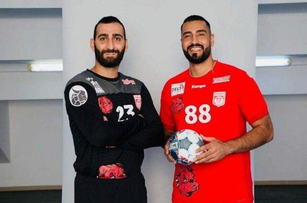یک پیروزی و یک شکست برای لژیونرهای هندبال ایران در لیگ رومانی