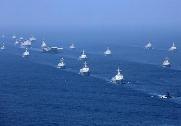 آماده باش برای رزمایش جنگی؛ پاسخ چین به ورود ناو آمریکایی