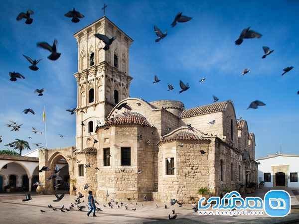 کلیسای سنت لازاروس قبرس؛ بنایی دیدنی و حیرت آور