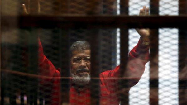 مصر، مشاور محمد مرسی را در فهرست تروریسم قرار داد