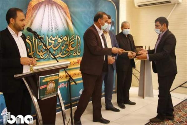 یازدهمین جشنواره شعر رضوی به زبان عربی (یادمان دعبل خزاعی) برترین های خود را شناخت