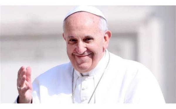 پاپ نژادپرستی را به ویروس تشبیه کرد