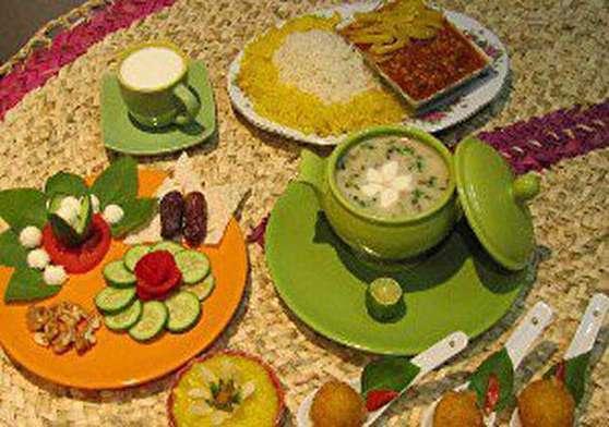 غذا های مناسب برای سحری کدامند؟