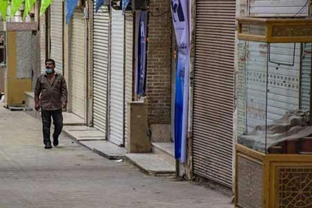 بازار عظیم تهران برای چهارمین هفته متوالی تعطیل است