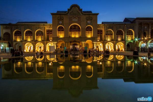 تاریخچه عمارت مسعودیه تهران؛ بنایی دیدنی در بطن پایتخت