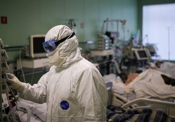 262 هزار فرد مبتلا به کرونا در روسیه همچنان تحت درمانند