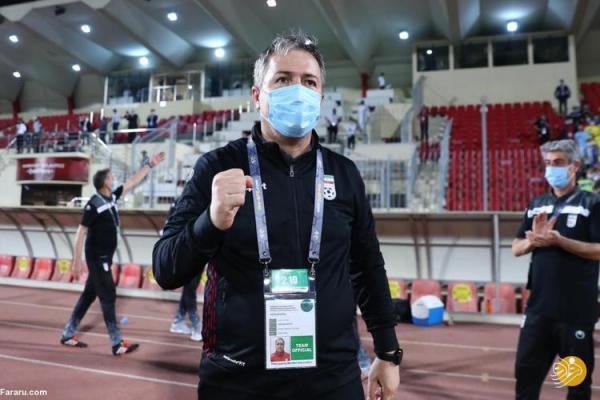 اسکوچیچ: شاد کردن مردم ایران باعث افتخار من است