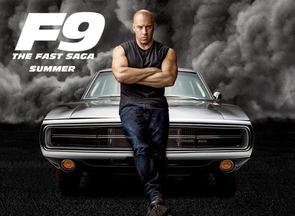 ورود F9 با افتتاحیه 70 میلیون دلاری به سینما ها