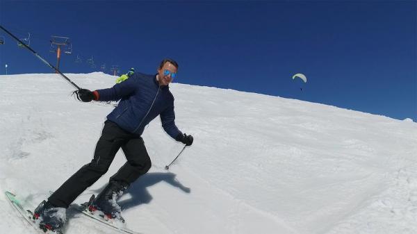 ماجراجویی در گرجستان؛ تجربه لذت اسکی در کوه های قفقاز