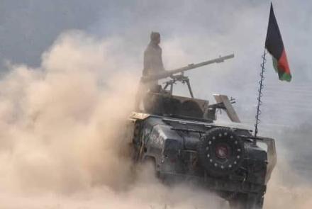 حمله طالبان در هرات دفع شد