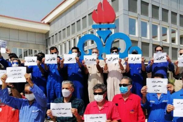 اعتصاب کارگران صنعت نفت؛ ماجرا چیست؟