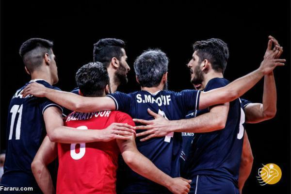 12 مرد ایرانی ولادیمیر آلکنو در المپیک
