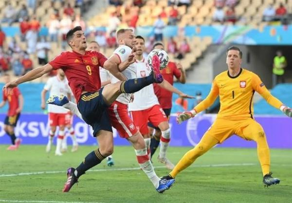 یورو 2020، اسپانیا باز هم در خانه متوقف شد، حسرت برد بر دل ماتادورها ماند