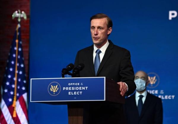 مشاور امنیت ملی بایدن چین را به انزوای بین المللی تهدید کرد