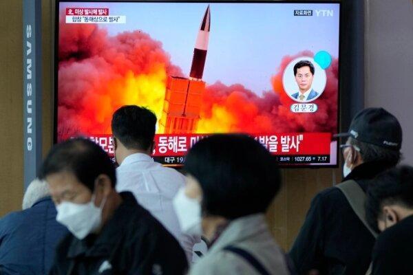 آمریکا: گزارش ها درباره آزمایش موشکی کره شمالی را جدی می گیریم